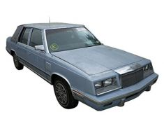 Chrysler New Yorker (1983 - 1988)