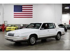 Chrysler Fifth Avenue (1990 - 1993)