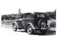 Ford Koln / 4/21 (1933 - 1936)