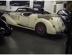 Jensen S-type (1936 - 1941)