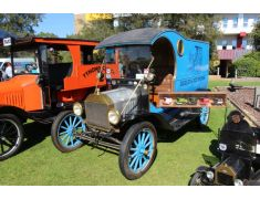 Ford Model T (1908 - 1927)