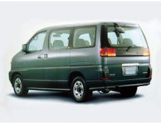Isuzu Filly (1997 - 2002)