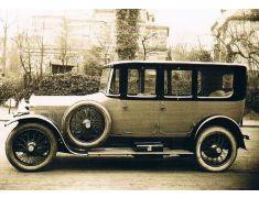 Lancia Trikappa (1922 - 1925)