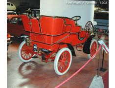 Ford Model A / Model AC / Fordmobile (1903 - 1904)