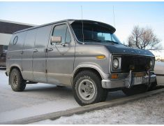 Ford E-Series / Club Wagon (1975 - 1991)