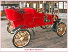 Ford Model C (1904 - 1905)
