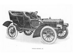 Ford Model B (1904 - 1906)