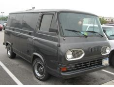 Ford E-Series / Econoline / Falcon Club Wagon (1961 - 1967)