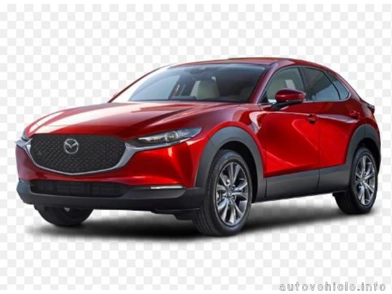 Mazda Cx 30 2020 Present Mazda Cx 30 2020 Present