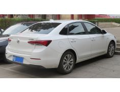 Buick Excelle GT / Excelle GX (2015 - Present)